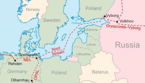 Украина и Польша в ужасе от решений Брюсселя по газу