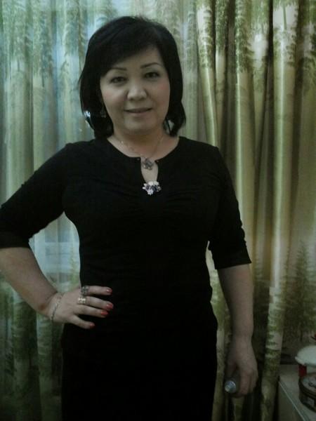 Галия Касымова