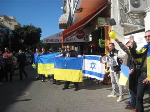 Когда еврейское казачество восстало… Москали и бандеровцы в Израиле