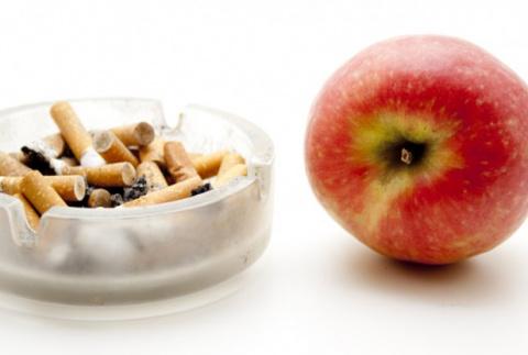Продукты вместо сигареты: 8 органических альтернатив никотину