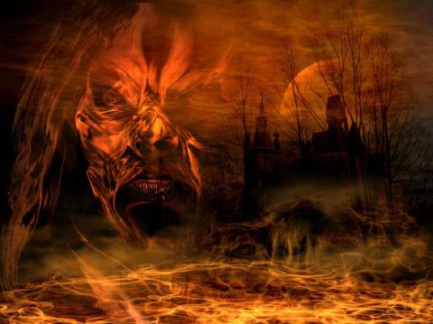 """Когда мы построим ад. Из цикла """"Лики грядущего завтра"""""""