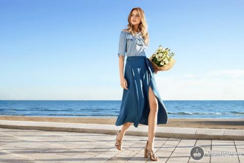 Коллекция модной женской одежды от польского бренда Taranko на весну-лето 2017