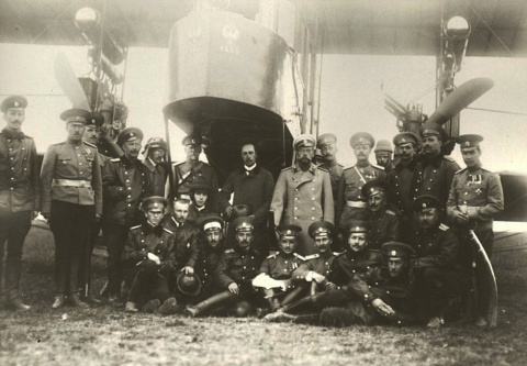 Некоторые Российские изобретения и открытия, сделанные в годы жизни Государя Императора Николая II