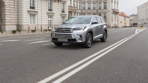 Наконец то новый Toyota High…