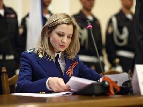 Поклонская рассказала, что ей жалуются украинцы на киевскую власть