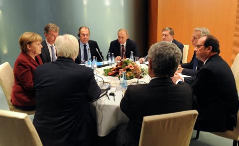 Украина и Сирия — заложницы …