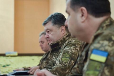 Февральские тезисы главнодумающего Украины