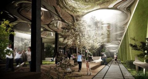 Lowline — подземный парк, ос…