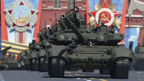 В Киеве признали, что Россия при желании просто раздавит украинскую армию
