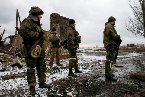 Бунт наемников в Донбассе; г…