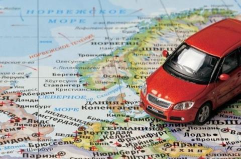 Как арендовать машину в Европе