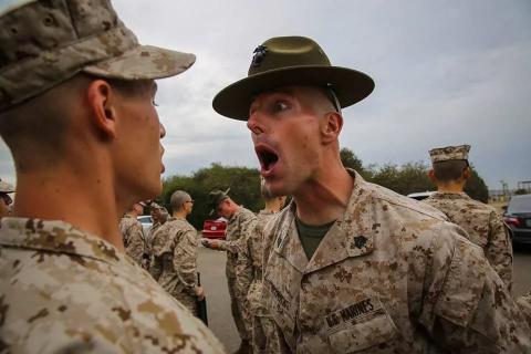 Суровые будни американских солдат