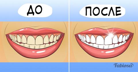 Вот что будет, если неделю протирать зубы мякотью клубники или томата
