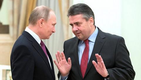 «На крючке» у Путина. Crimson Alter