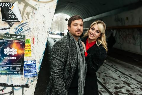 Алексей Чадов спас девушку о…