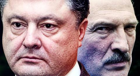 Минск и Киев имитируют хорошие отношения назло Москве