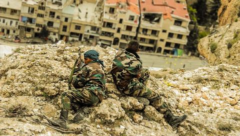 Армия Асада организовала уби…