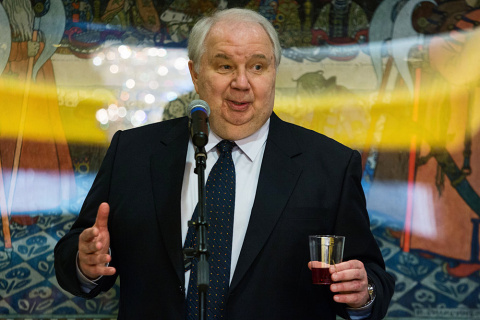 Российский посол провел прощ…