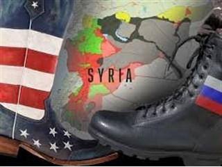 Война в Сирии России и США