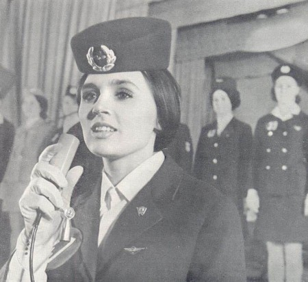 Кого брали в стюардессы в СССР