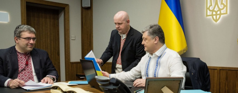 Цифровой концлагерь «Украина», или Как Порошенко наши соцсети запретили. Руслан Осташко