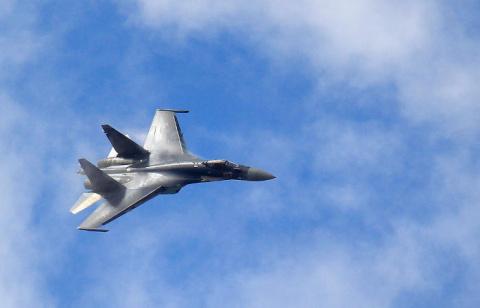 ВВС США пожаловались на российских пилотов в небе над Сирией