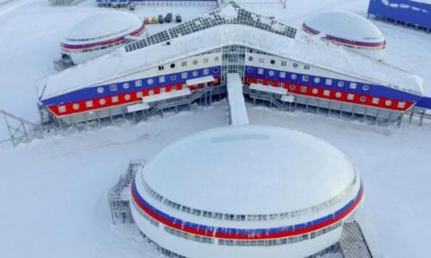 Министерство обороны РФ запустило интерактивный проект «Арктический трилистник»