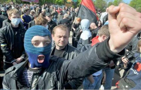 Бандеровский схрон в центре Москвы