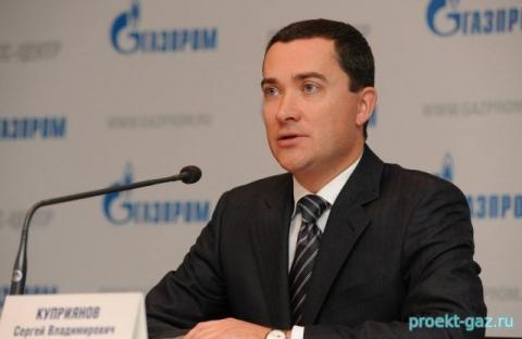 """""""Газпром"""" рассматривает различные схемы сотрудничества с Турцией"""