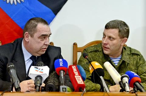 Делёж власти: ЛНР и ДНР паду…
