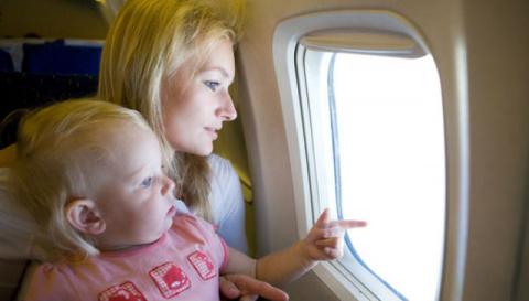 Скандал на борту самолета...…