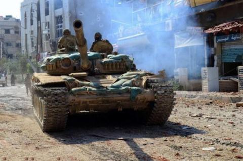 Последние новости из Сирии: …