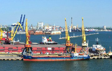 Россия осушает порты Прибалтики