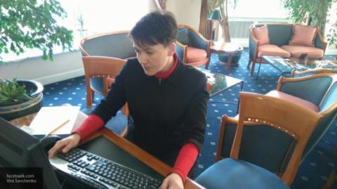 Надежда Савченко отказалась …