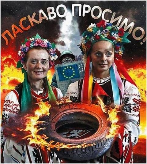 #Евровидение2017 : Памятка иностранному гостю. Мы уверены, что визит в Киев вы запомните на всю жизнь!