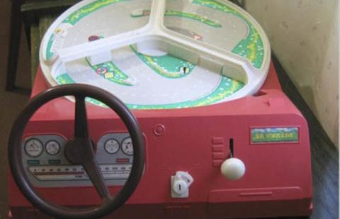 Игрушки из нашего далекого детства