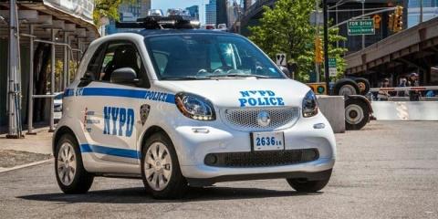 Smart ForCops на службе NYPD