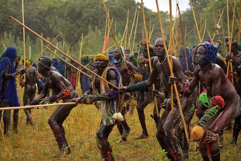 Колоритная Эфиопия