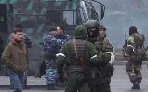 О текущих событиях в Луганске