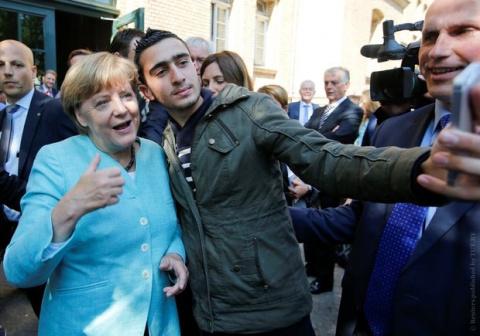 1. Умирающая Европа 2. 15000…