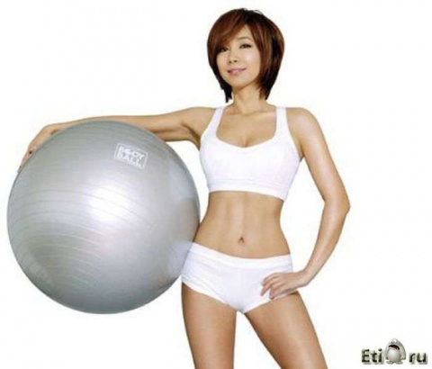 Упражнения для коррекции таза от Шибасаки Йошио