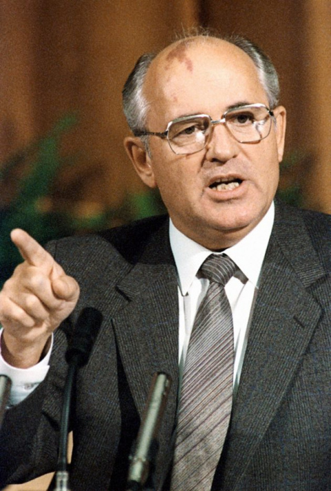 Горбачев раскрыл, как помири…