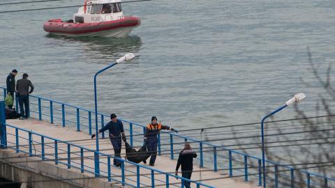 Найдены тела 10 погибших в к…