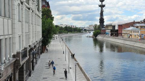 Москву признали самым комфортным городом в России