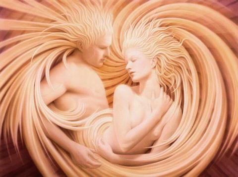 Мужчина и Женщина: два велик…