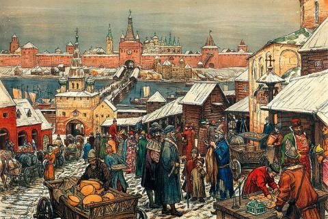 Какой увидели Россию первые …