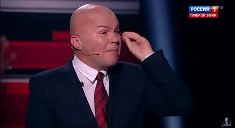 Скандал на Вечере с Соловьев…