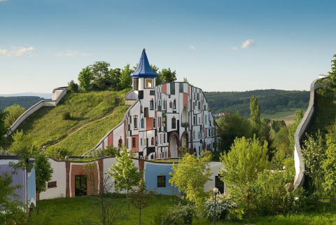 10 жилищ, интегрированных в …
