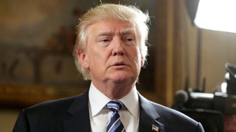 В США уменьшился поток беженцев — Дональд Трамп