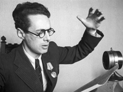 Голос эпохи: почему Гитлер назначил награду за голову Юрия Левитана, и куда пропал диктор в 1970-х гг.